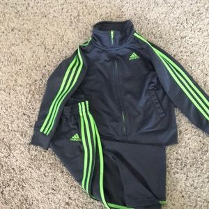 24 month Adidas outfit